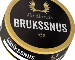 Smålands Brukssnus Lös
