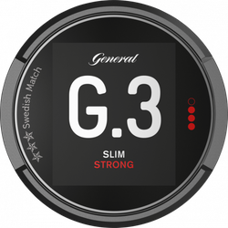 General G.3 Original Slim Strong