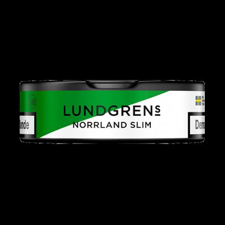 Lundgrens Norrland Vit Slim Portion