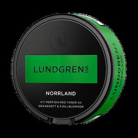Lundgrens Norrland Vit Portion