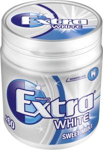 EXTRA WHITE SWEETMINT Burk