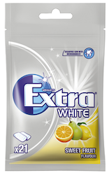 EXTRA WHITE SWEET FRUIT 29g