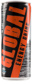 GLOBAL ENERGY DRINK 25CL