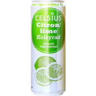 CELSIUS CITRON LIME 355ML