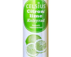 CELSIUS CITRON LIME 355ML