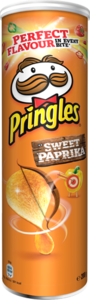 PRINGLES SWEET PAPRIKA200