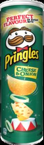 PRINGLES CHEESE&ONION 200