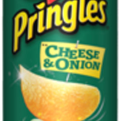 PRINGLES CHEESE&ONION 200