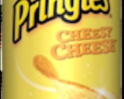 PRINGLES CHEESY CHEESE200