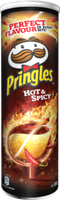 PRINGLES HOT&SPICY 200G