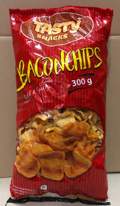 TASTY BACONCHIPS 300G