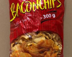 TASTY BACONCHIPS 300G