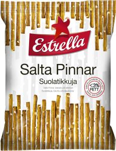 EST SALTA PINNAR 100G