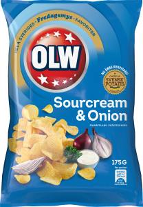 OLW SOUR&ONION 175G
