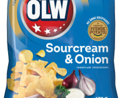 OLW SOUR&ONION 175G