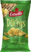 ESTRELLA Dillchips 175G