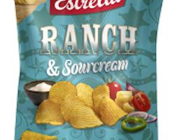 Ranch & Sourcream 175g