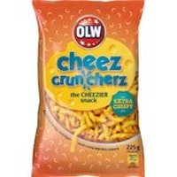OLW CHEEZ CRUNCHERZ HOT