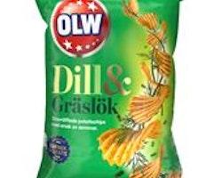 OLW DILL&GRÄSLÖK 175G