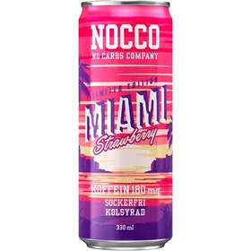 NOCCO MIAMI STRAWB 33CL