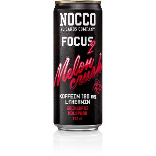 NOCCO FOCUS MELON 33CL