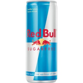 RED BULL SUGARFREE 25CL
