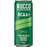 NOCCO BCAA+ ÄPPLE 33CL