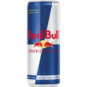 RED BULL ENERGY 25CL