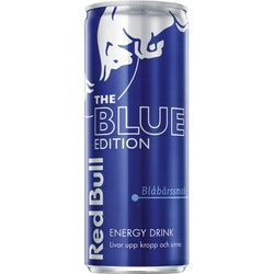 Red Bull Edition Blue 25CL