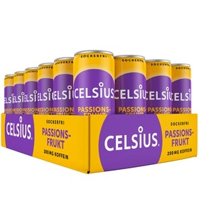 CELSIUS PASSION 355ML