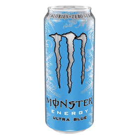 MONSTER ULTRA BLUE 50CL