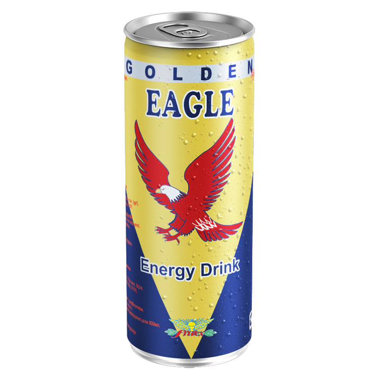 GOLDEN EAGLE ENERGY 25CL