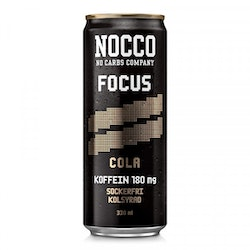 NOCCO FOCUS COLA 33CL