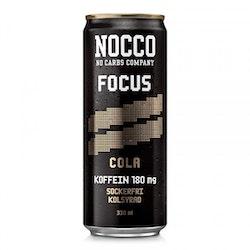 NOCCO FOCUS COLA 33CL