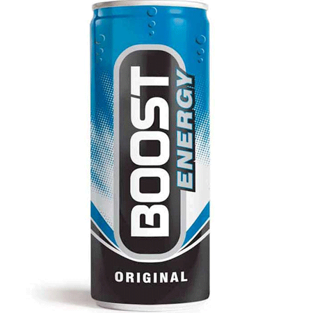 BOOST ENERGY ORIG 25CL