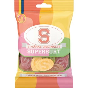 S-märke Supersura