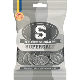 S-märke Supersalta