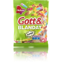 Malaco Gott & Blandat Supersur