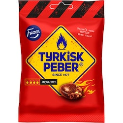 Turkisk Peppar Mega Hot