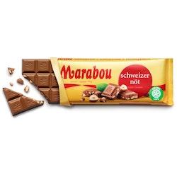 Chokladkaka Schweizernöt
