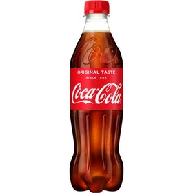 Coca-Cola Zero Sugar 50cl