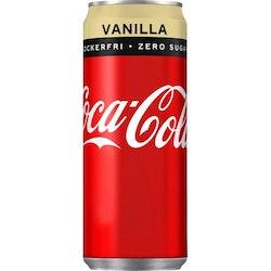 Coca-Cola Zero Sugar Vanilla 33cl