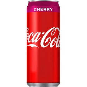 Coca-Cola Cherry 33cl