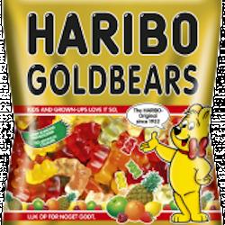 Haribo Guldbamsar 80g