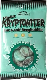 Kryptoniter Mjuka Fizzybubble 60g