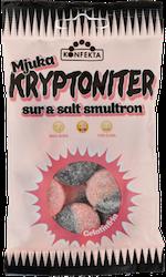 Mjuka Kryptoniter Sur & Salt Smultron 60g