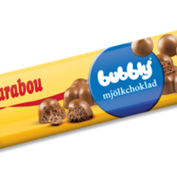 Marabou bubbly mjölkchoklad 60g