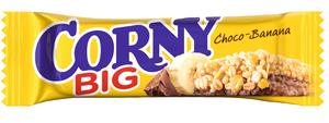 CORNY BIG BANAN/CHOKL 50G