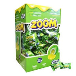 BBGUM Zoom Apple 5st