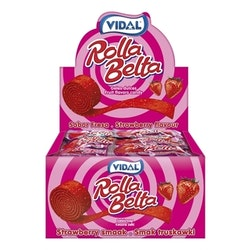 Strawberry Rolla Belta